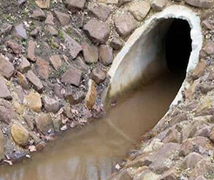 Image of a culvert.