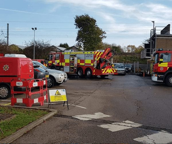 Bedfordshire Fire Station image