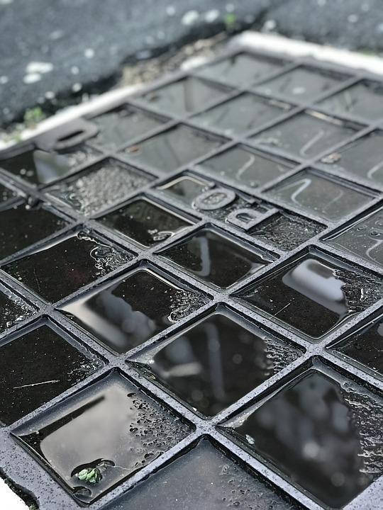 Image of a Drain Cover.